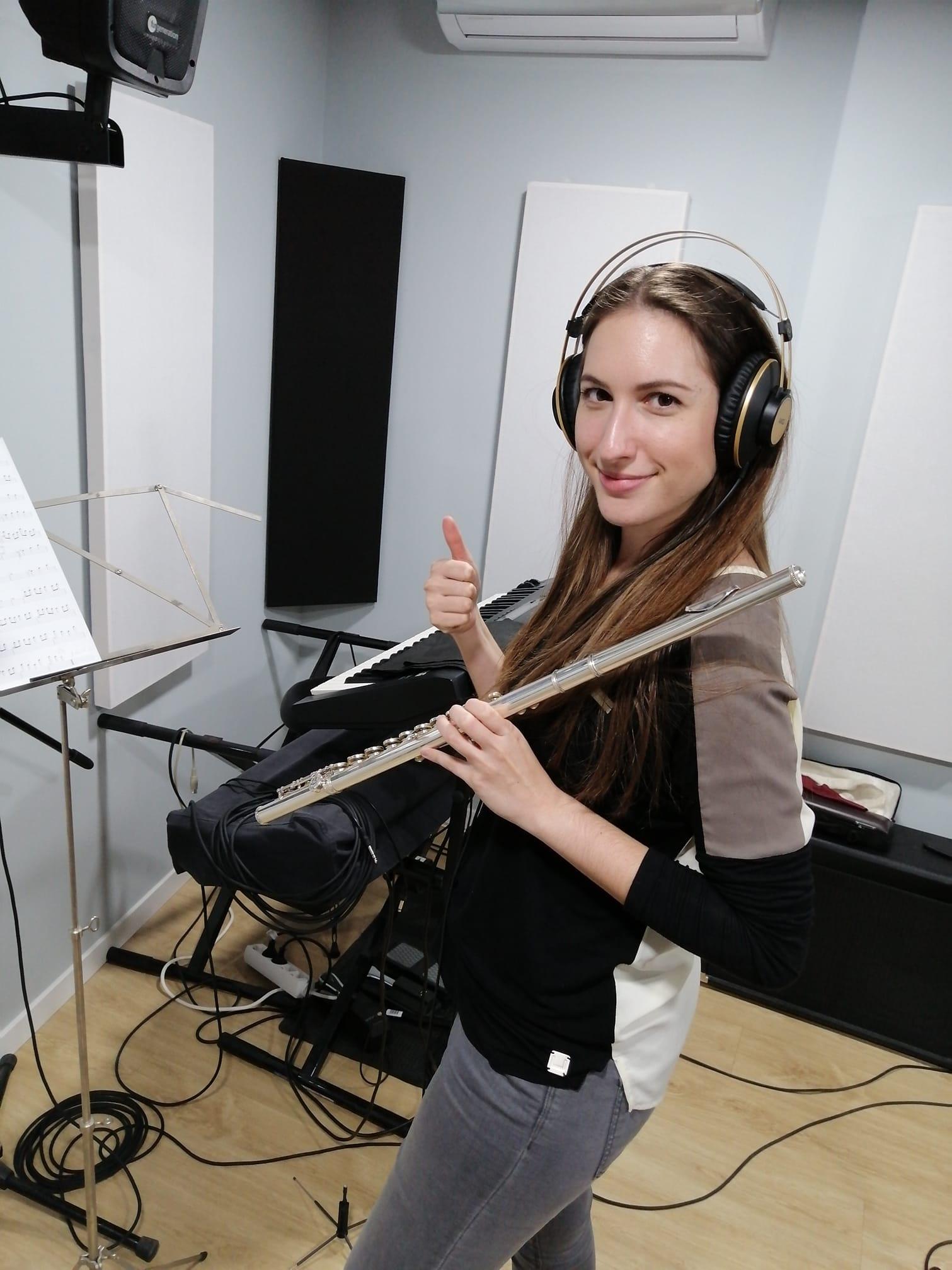 FOLK METAL ROCK - FLAUTAS GRABADAS