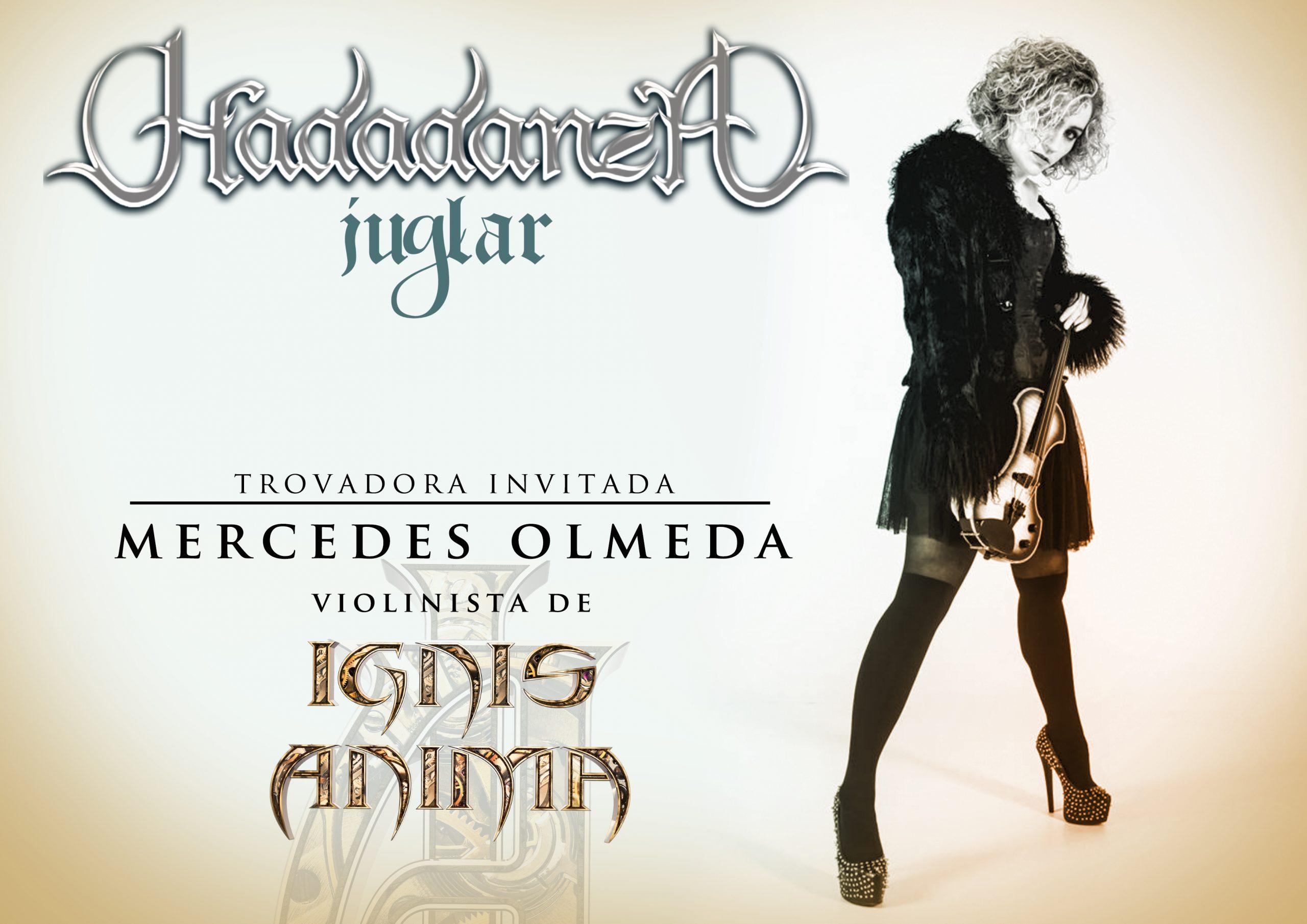 FOLK METAL ROCK - MERCEDES OLMEDA EN JUGLAR