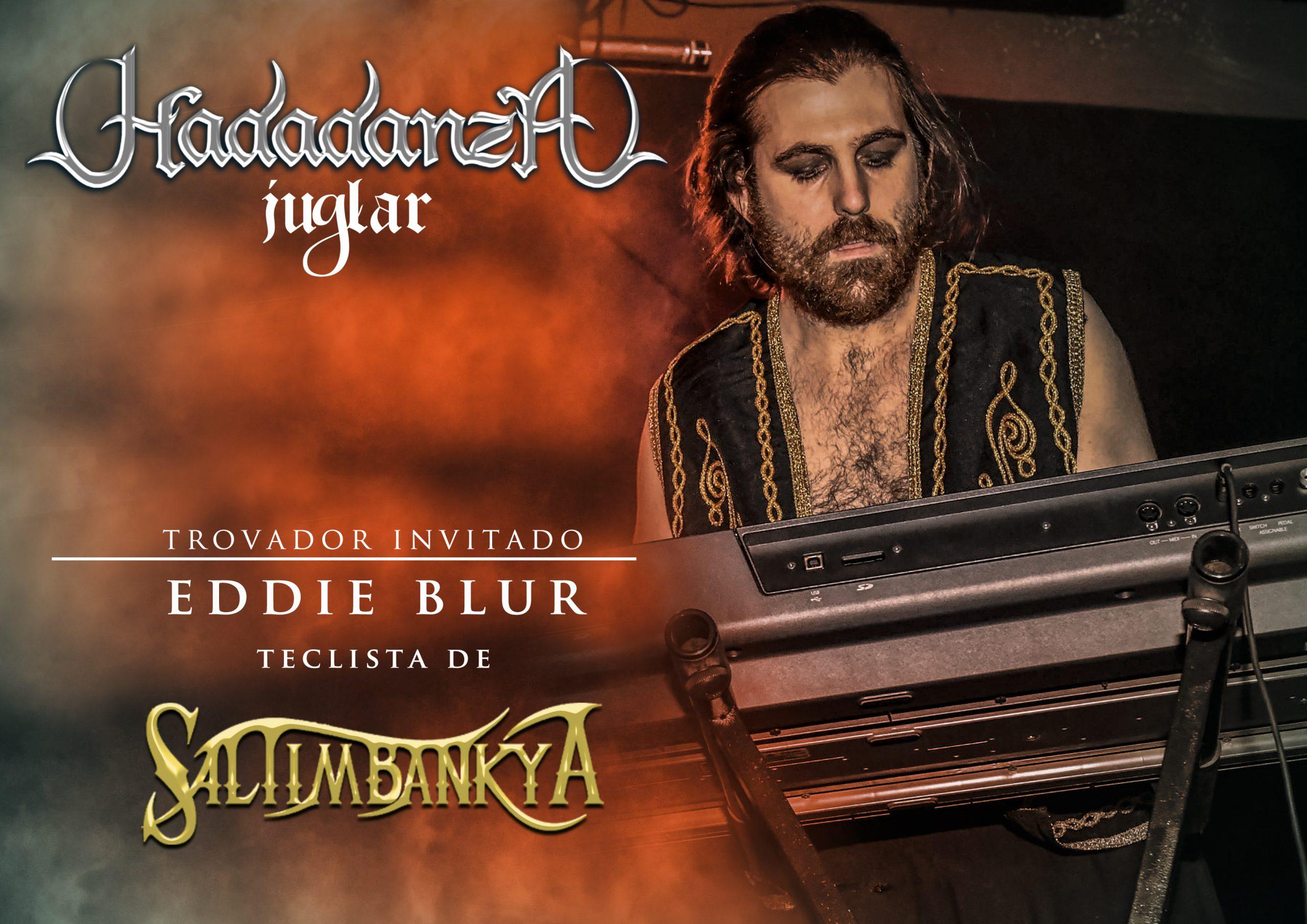 FOLK METAL ROCK - EDDIE BLUR EN JUGLAR