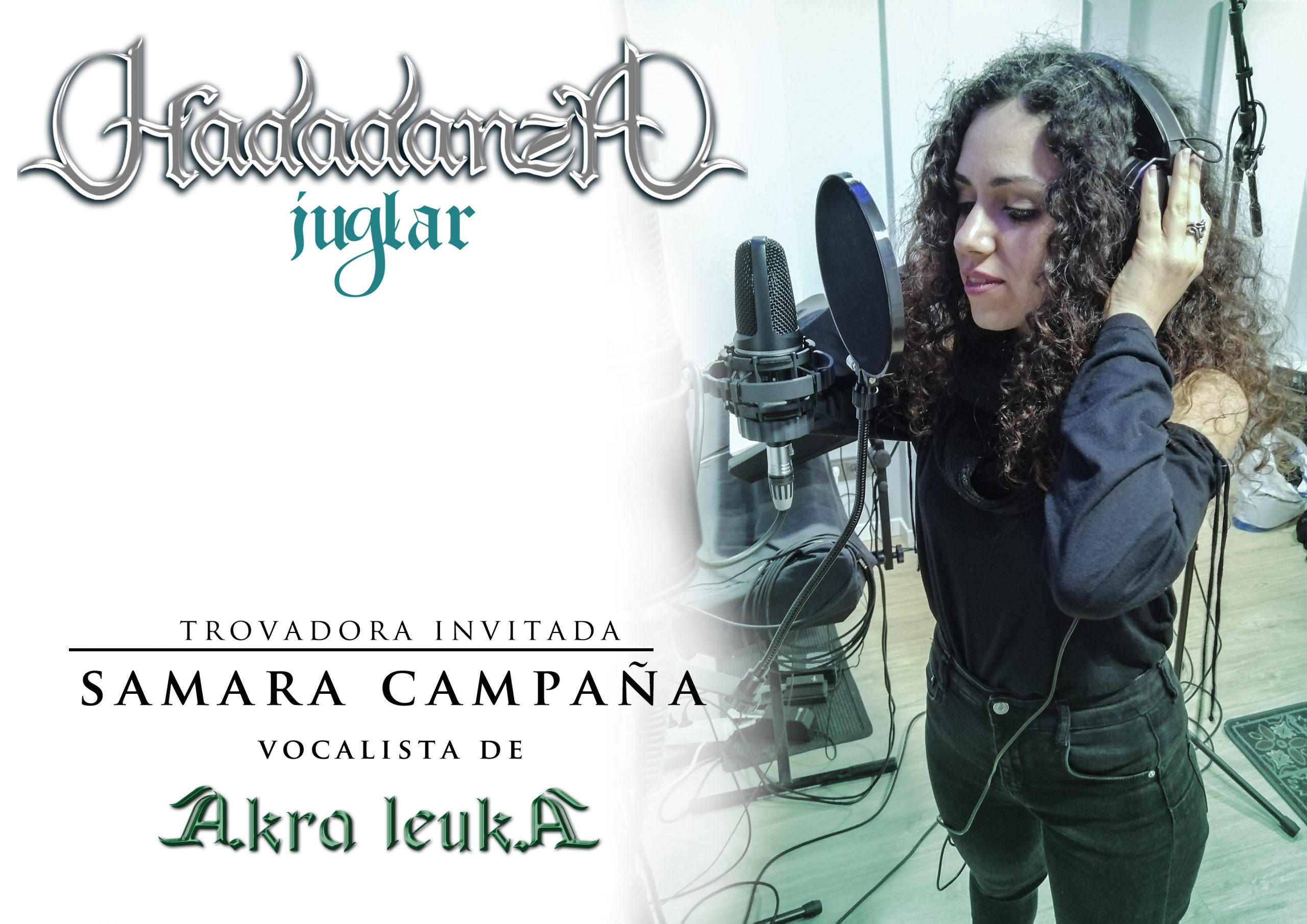 FOLK METAL ROCK - SAMARA CAMPAÑA EN JUGLAR