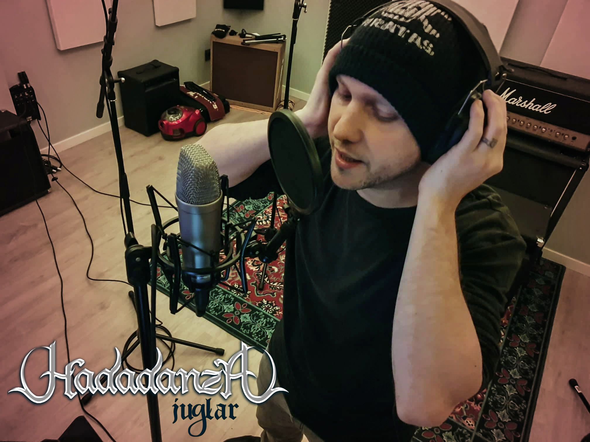 FOLK METAL ROCK - DAVE GRABANDO VOCES