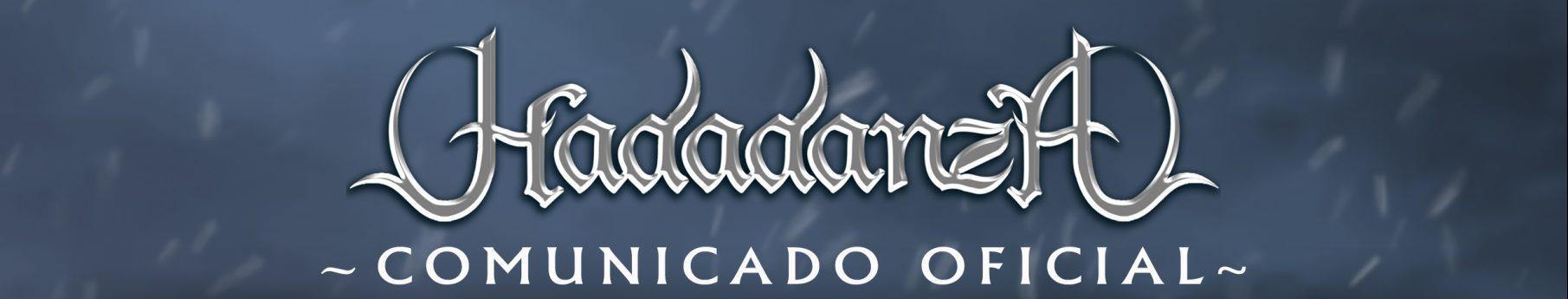FOLK METAL ROCK - COMUNICADO IMPORTANTE DESDE EL MUNDO DE HADADANZA