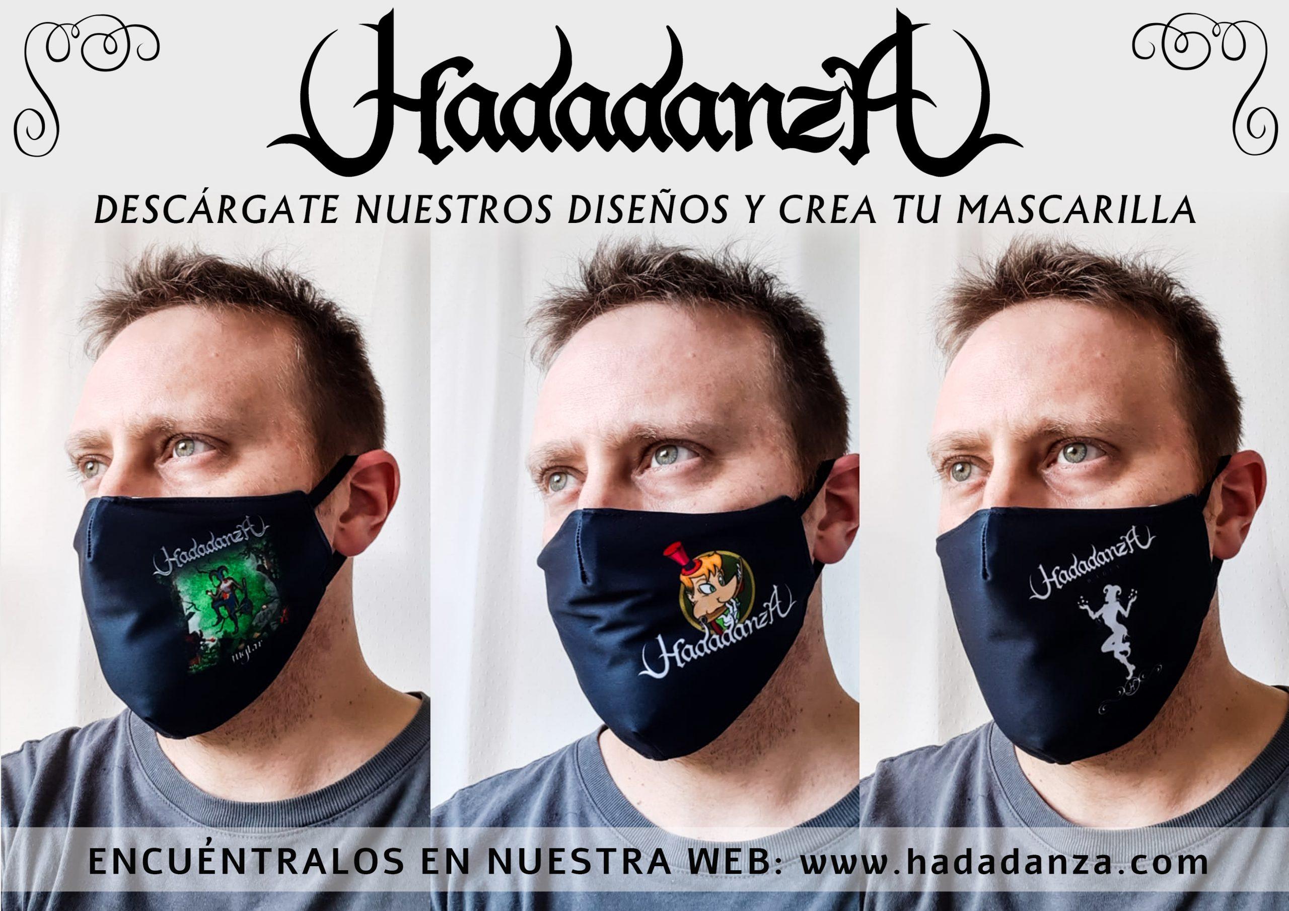 FOLK METAL ROCK - MASCARILLAS HADADANZA