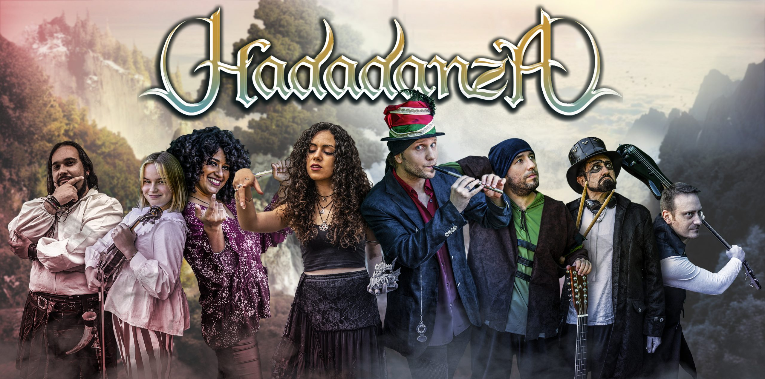 FOLK METAL ROCK - ¡HADADANZA!